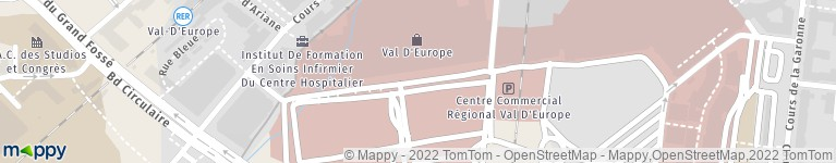 GEOX Marne la Vallée : horaires, accès et bons plans Val d