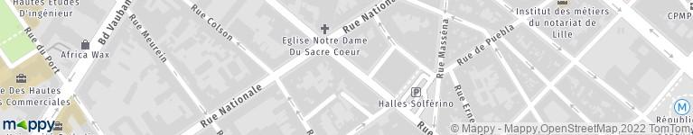 Carte Consulaire Algerie Lille.Consulat General Algerie Lille Adresse