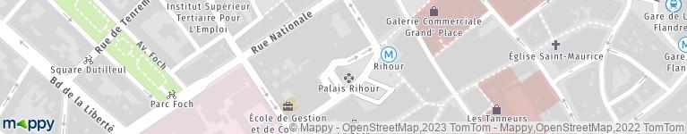 Office De Tourisme Des Congrès De Lille Lille Adresse Horaires