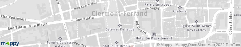 55188a21982f Caroll Clermont Ferrand - Magasins de vêtement (adresse, horaires)