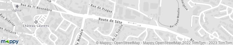 Etablissements Genieys 40 Rte Sète 34300 Agde Portes Portails