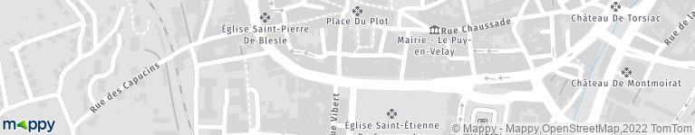 96c7a7aae704e0 Armand Thiery Le Puy en Velay (adresse, horaires)