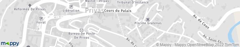 Communauté d'Agglomération Privas Centre Ardèche Privas