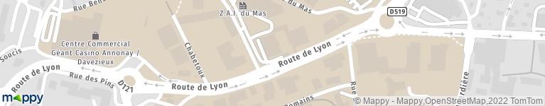 Vert Baudet Lyon
