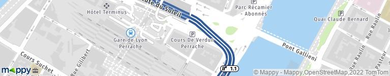 Brasserie Georges 1836 Lyon - Restaurant (adresse, horaires