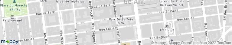 b1263b021d13 Espace 6 MJC Lyon - Association culturelle (adresse, horaires)