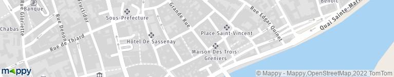89b837fb61 S2, 11 Grande Rue, 71100 Chalon sur Saône - Magasin de chaussures ...