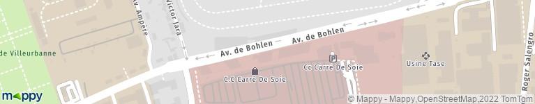 Hippopotamus Lyon Carré de Soie, 16 av Bohlen, 69120 Vaulx en Velin ... 52b21f65520