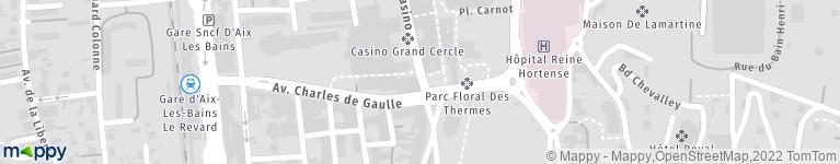 Médecin Aix Les Bains Rue Du Casino