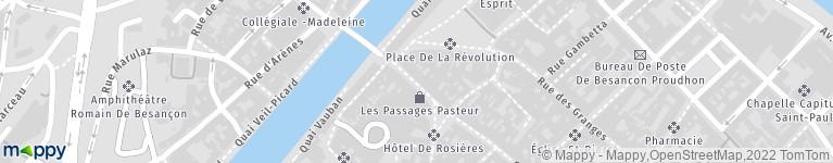 Kusmi Tea, 11 Grande Rue, 25000 Besançon - Import de thé (adresse ... 4f70c49008ab