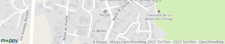 ca86d5a7fe4c21 Desile Et Des Lunettes La Balme de Sillingy - Opticien (adresse ...