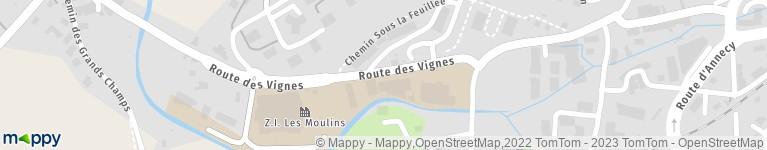 Khantine Saint Julien en Genevois - Traiteur (adresse, avis)