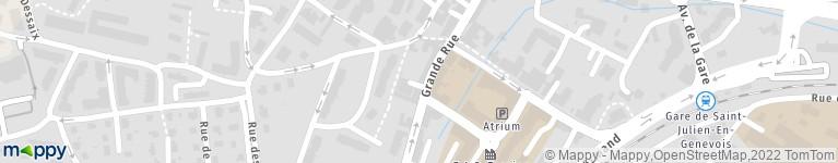 O'Sushi, 16 Grande Rue, 74160 Saint Julien en Genevois