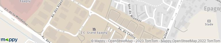 74330 Montagne Av Centre Metz Tessy Epagny De Magasin Espace 252 7wTxI6