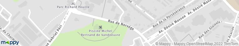 Piscine De Vandoeuvre Vandoeuvre Les Nancy Infrastructures De