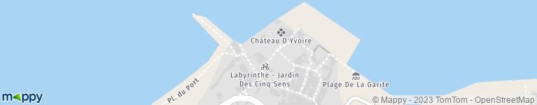 Le Labyrinthe - Jardin des Cinq Sens Yvoire - Circuits touristiques ...