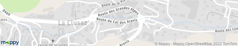 ee45efc2b22167 Le Chalet De L Optique La Clusaz - Opticien (adresse, horaires ...