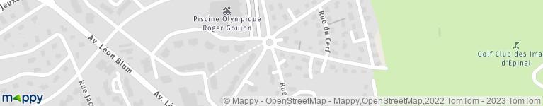 Piscine Olympique Roger Goujon Epinal Infrastructures De Sports
