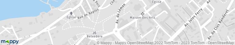 Angélique Buisson Thonon les Bains - Décorateur (adresse, horaires)