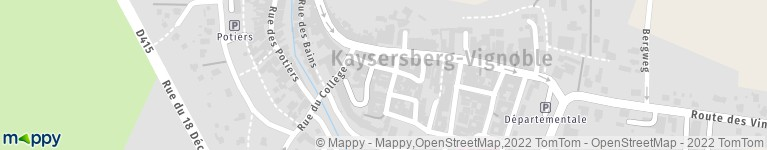 La Cheminee Kaysersberg Vignoble Restaurant Adresse Horaires