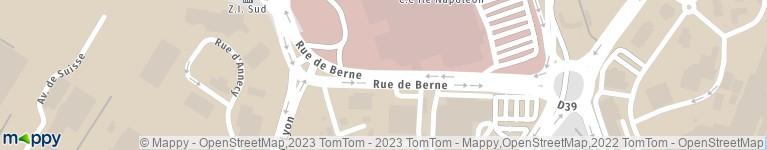 3db819c3a4 Alain Afflelou, r Berne, 68110 Illzach - Opticien (adresse)