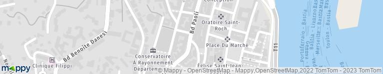 Bastia Chaise Bd Paoli20200 Longue18 Cadeauxadresse La mN8v0Onw
